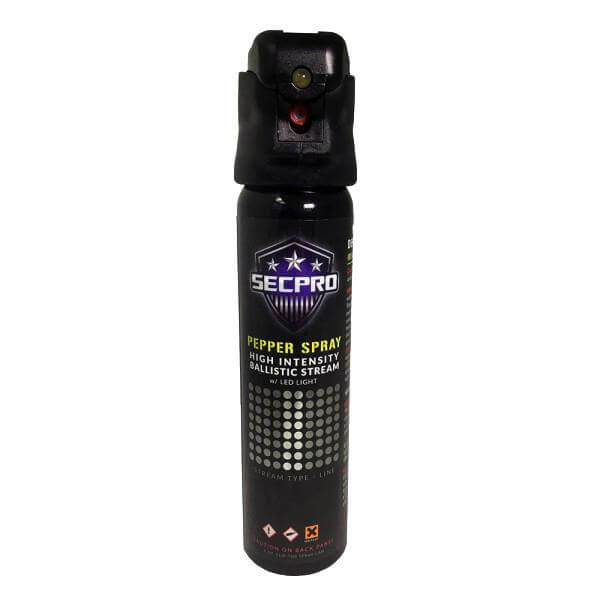 SecPro Police Strength OC Pepper Spray