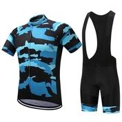 Cycling Kit - Camolike