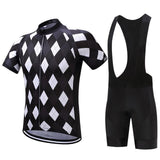 Cycling Kit - Checkers-SteepCycling