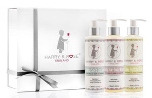 Harry & Rose  - Organic baby - Baby products - baby skincare - baby products UK - newborn bath