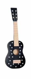 wooden toy - wooden guitar - childrens guitar - jabadabado - childrens musical instrument
