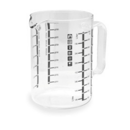 MAXIM 3843 Cooking And Measuring Jug 1L