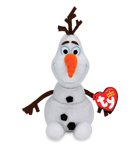 Ty Disney Frozen Beanie Buddies OLAF the SNOWMAN LARGE 17