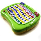 Educational Musical Numbers & Alphabet Board by Megcos