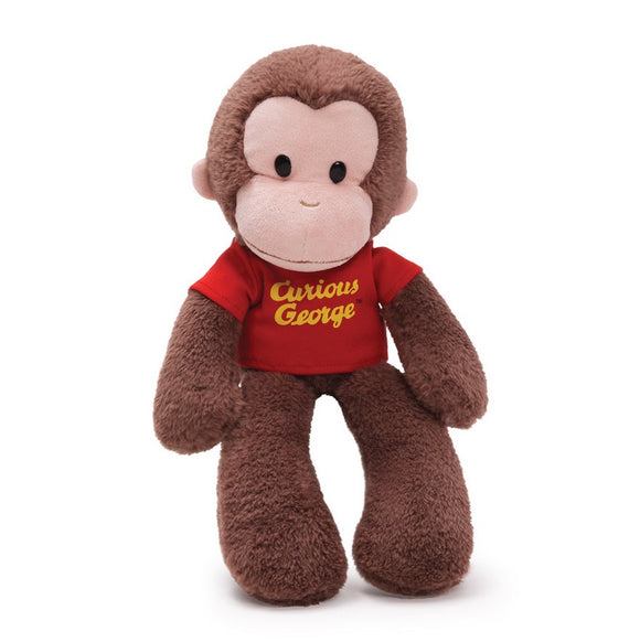 Gund Curious George Floppy Take a Long 15