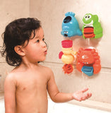 BATH BUDDIES WATER TOYS (Includes Bath Net)