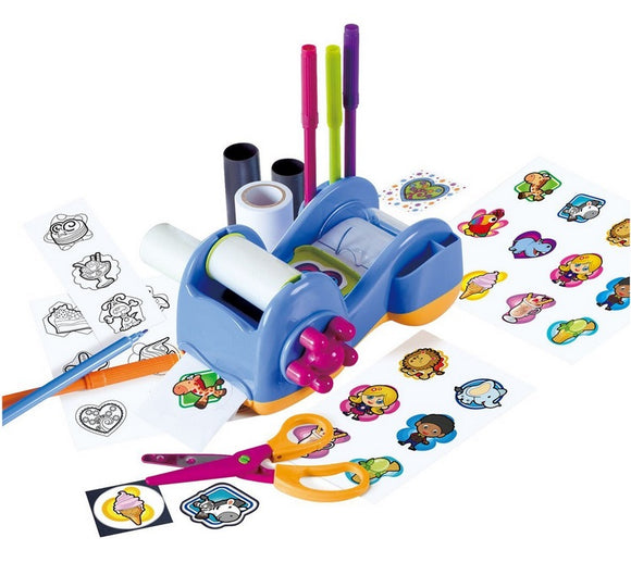 Playgo Magnetic Station Sticker