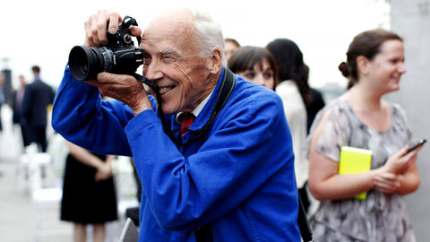 Bill Cunningham The Godfather of Street Style Photography