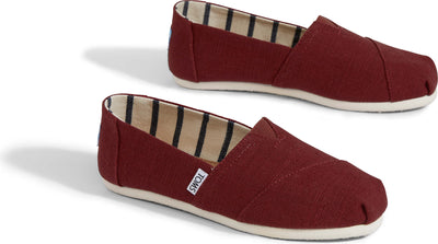 Black Cherry Heritage Canvas Women's Classics
