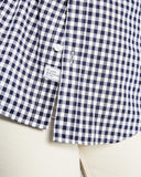 Frank & Eileen Clothing Frank L/S Button Down in Navy Check