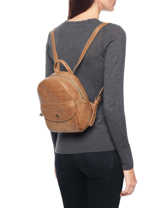 Frye Accessories Ice / O/S Melissa Mini Backpack