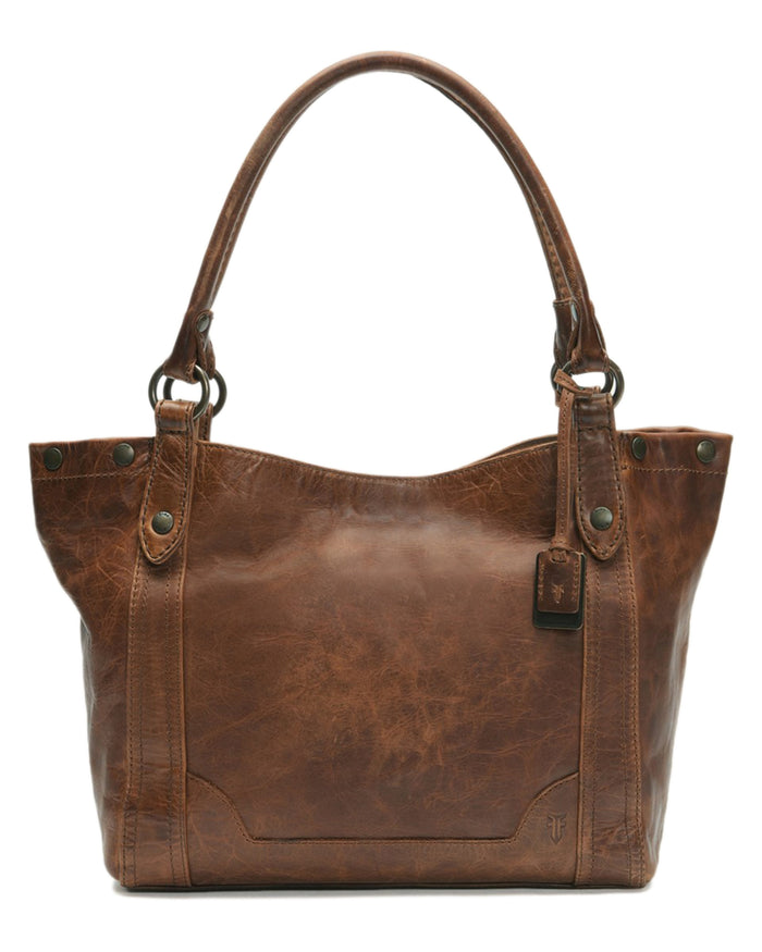 Frye Accessories Cognac / O/S Melissa Shoulder