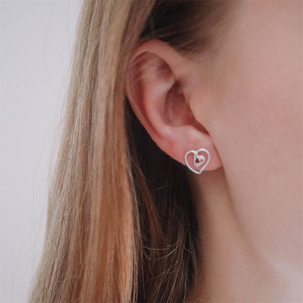 Affordable sterling silver earrings online