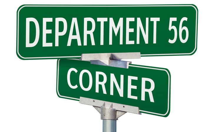 Department 56 Corner