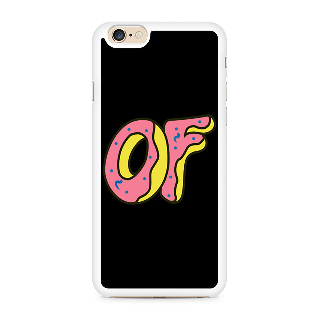 Obey Doughnut Odd Future OFWGKTA iPhone 6/6s case
