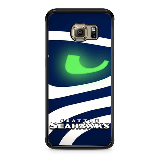 Seattle Seahawks NFL Samsung Galaxy S6 Edge case