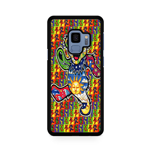 The Grateful Dead Dancing Samsung Galaxy S9/S9+ case