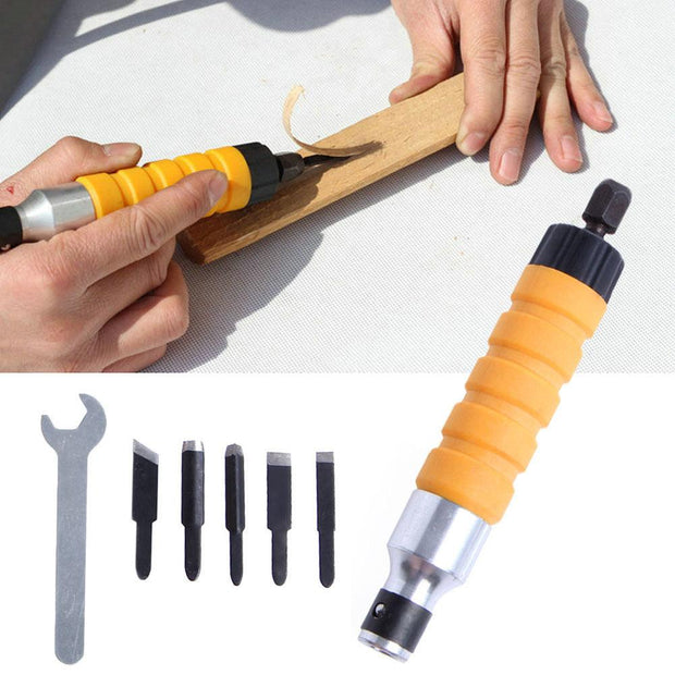 Handheld Carving Chisel