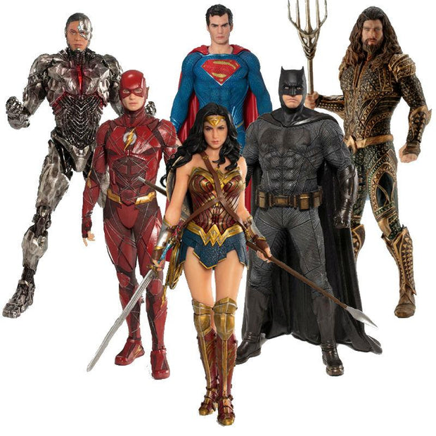 Big Figs Justice League