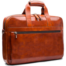 Bosca Old Leather Single Gusset Stringer Brief - Lexington Luggage