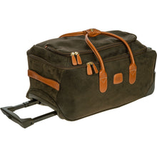 "Bric's Life 21"" Carry On Rolling Duffel - Lexington Luggage"