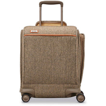 "Hartmann Tweed Legend 17"" Underseat Carry On Spinner - Lexington Luggage"