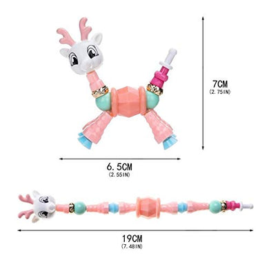 Twisty Petz Funny Creative DIY Animal Magic Tricks Bracelet Magical Pet Bangle
