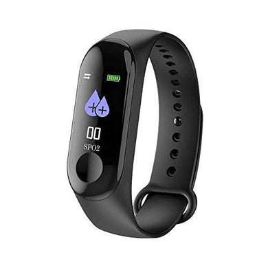 PACK O F5 Fitness Waterproof M3 Smart Band 0.87