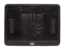 PACK OF 10 TAG LAPTOP COOLING PAD 900 BLACK - HomeEkart