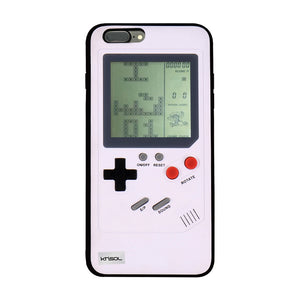 For Ninetendo Retro Game Boy Tetris Phone Case For iPhone 6 6s 7 8 6 Plus 6s Plus 7 Plus 8 Plus for iPhone X Mobile Phone Case - HomeEkart