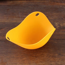 Sale 1 Pc Useful Fashion Bowl Shape Mold Silicone Egg Poachers Kitchen Cooking Tools 4 Colors