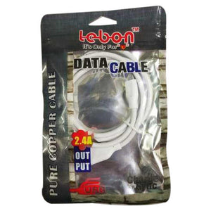 Pack Of 10 Lebon 2.1a Out Put Data Cable - HomeEkart