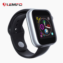 LEMFO 2019 Newest 1.54 Inch Smart Watch Support SIM TF Card Camera Whatsapp For Android Apple Phone Smartwatch Men Women Kids - HomeEkart