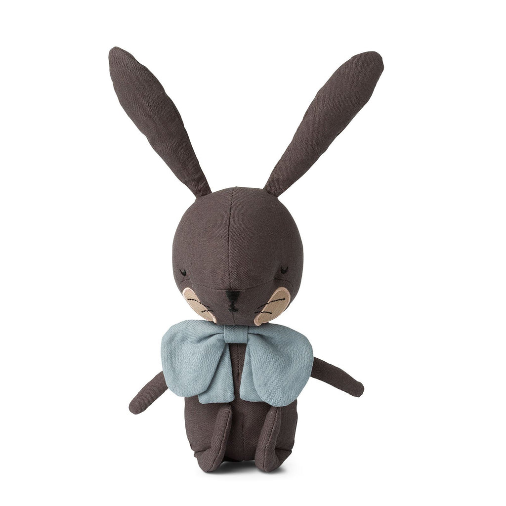 Picca Loulou - Bon Ton Toys - The Rabbit - Grey - 18cms - Gift Boxed - Suitable From Birth