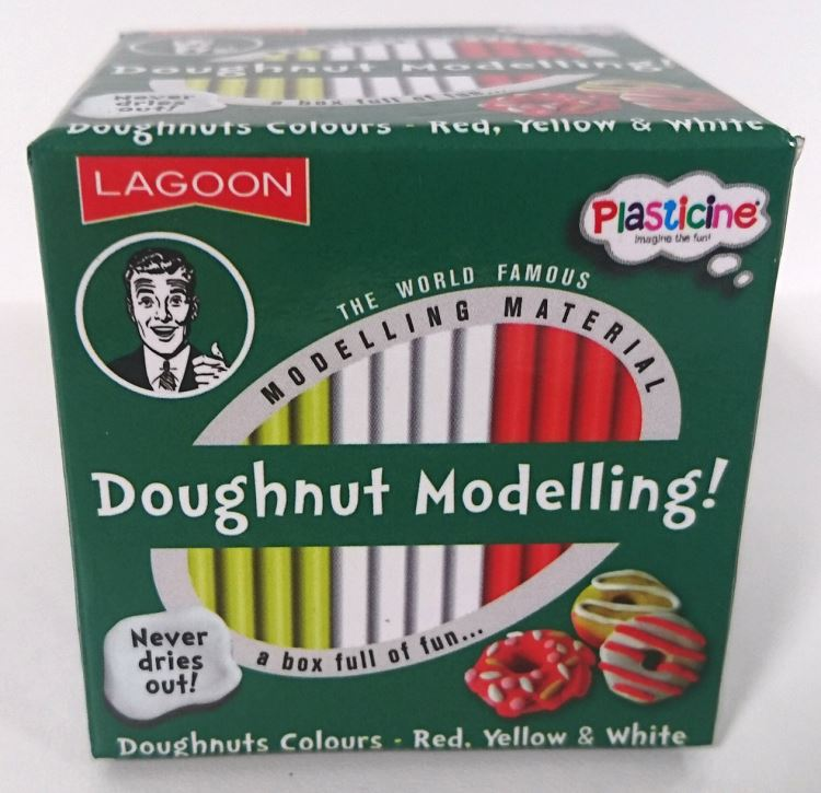 Lagoon - Plasticine Table Top Modelling Kits - 8 Designs Available
