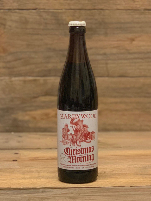Hardywood Christmas Morning
