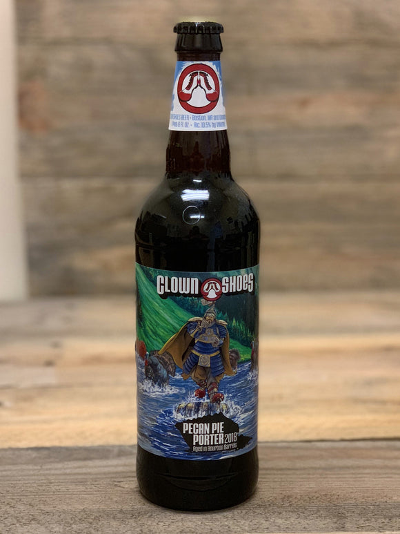 Clown Shoes Pecan Pie Porter 2018