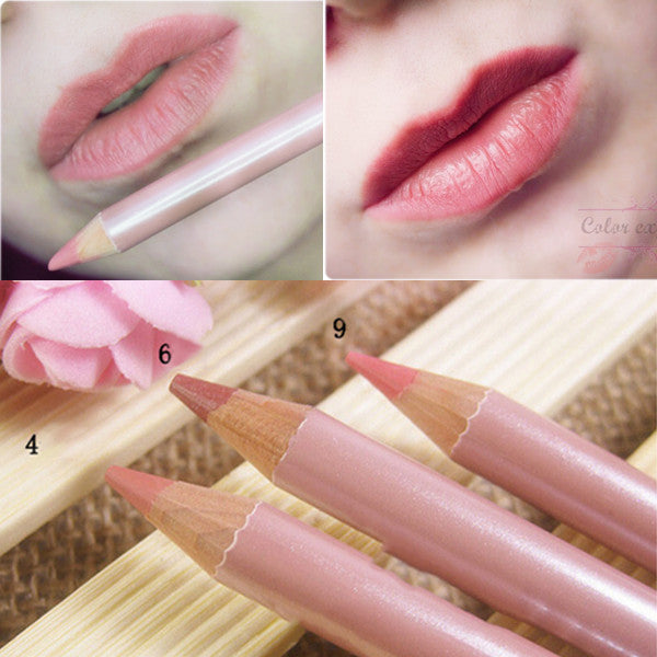 Nude Pink Lasting Lip Liner