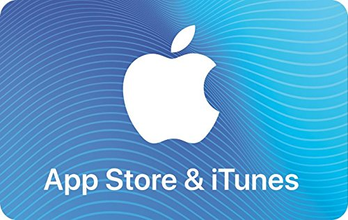 App Store & iTunes eGift Card (CoinPayments)