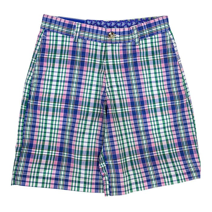 Putters Plaid Pete Short
