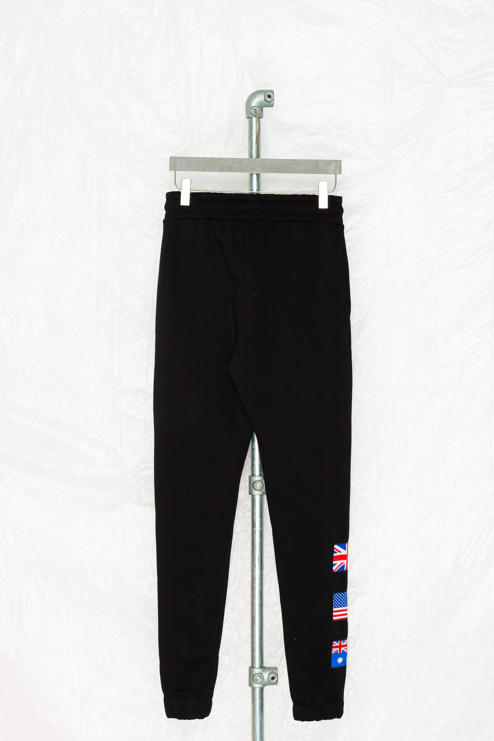 SOCIETY SPORT BLACK FLAG JOGGER