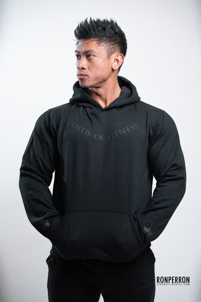 Lords Of Fitness Unisex Classic Pullover Blackout