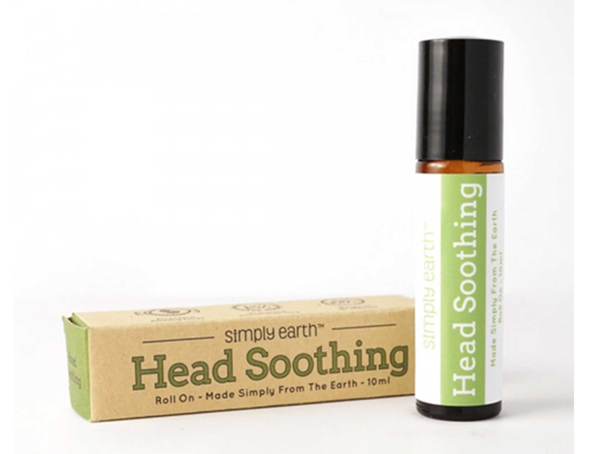 Simply Earth - Head Soothing Roll On Oil