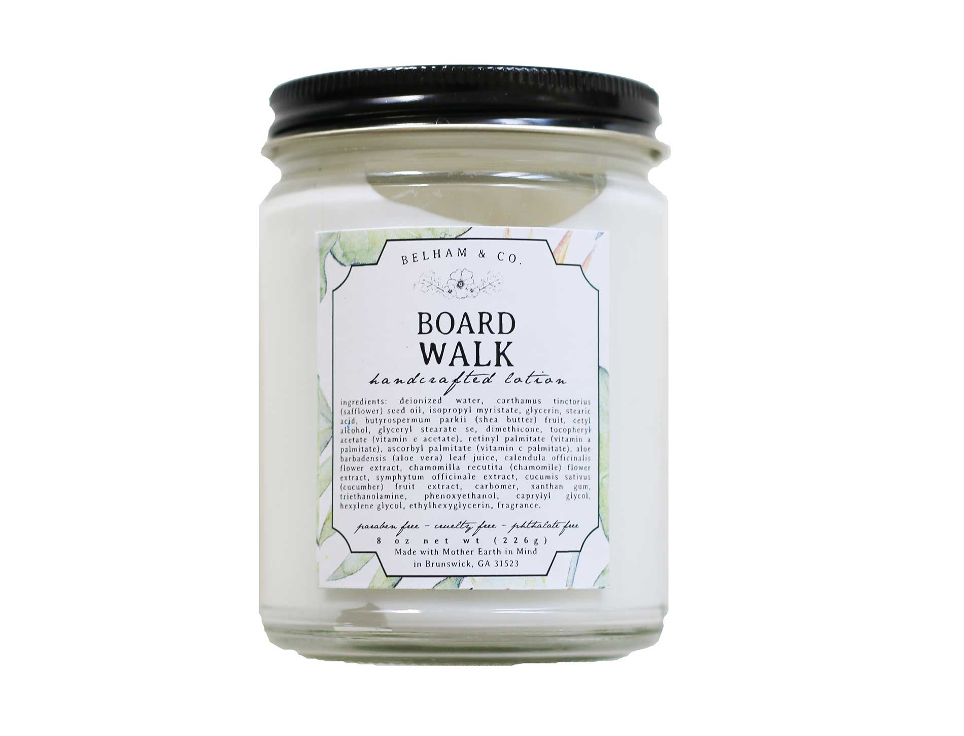 Boardwalk Lotion