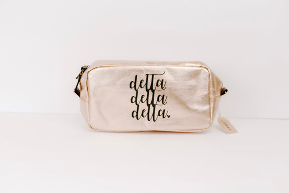 Large Sorority Makeup Bags