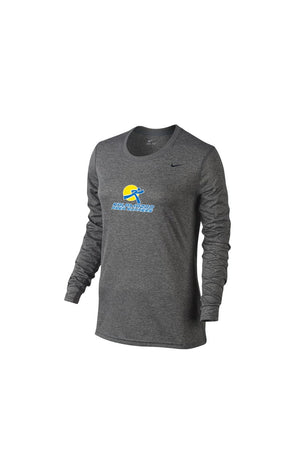 KAR Women's Legend LS Top - Grey