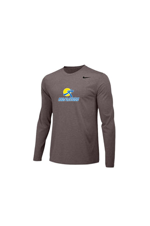 KAR Men's Legend LS Top - Grey