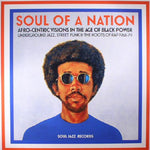 VA - Soul of A Nation - Afro-Centric Visions in The Age Of Black Power ( Double LP)