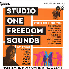 Various Artists - Studio One Freedom Sounds (Double LP)