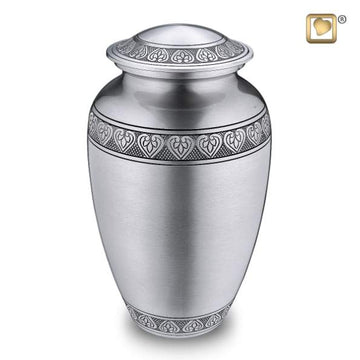 Adult Classic Pewter Urn